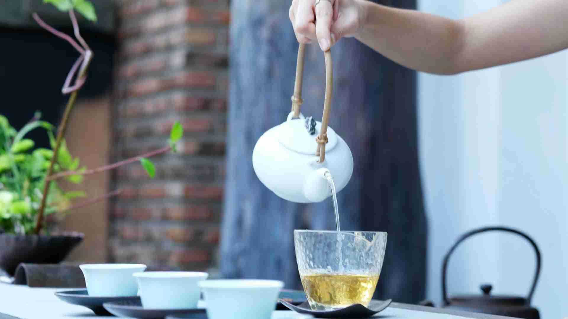 Mitos y realidades sobre la teína del té