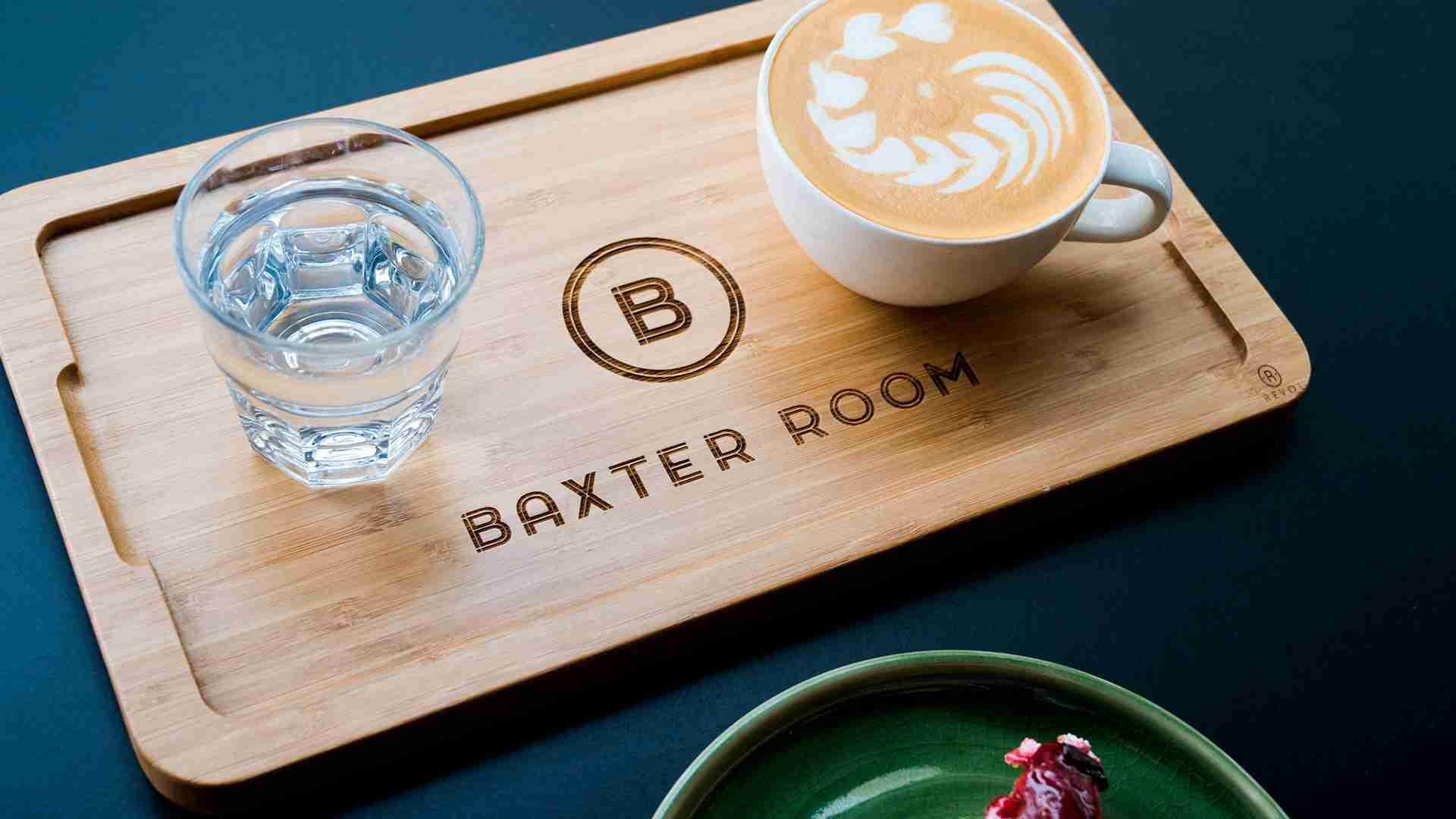 Baxter Room Polanco, excelencia en café y té.