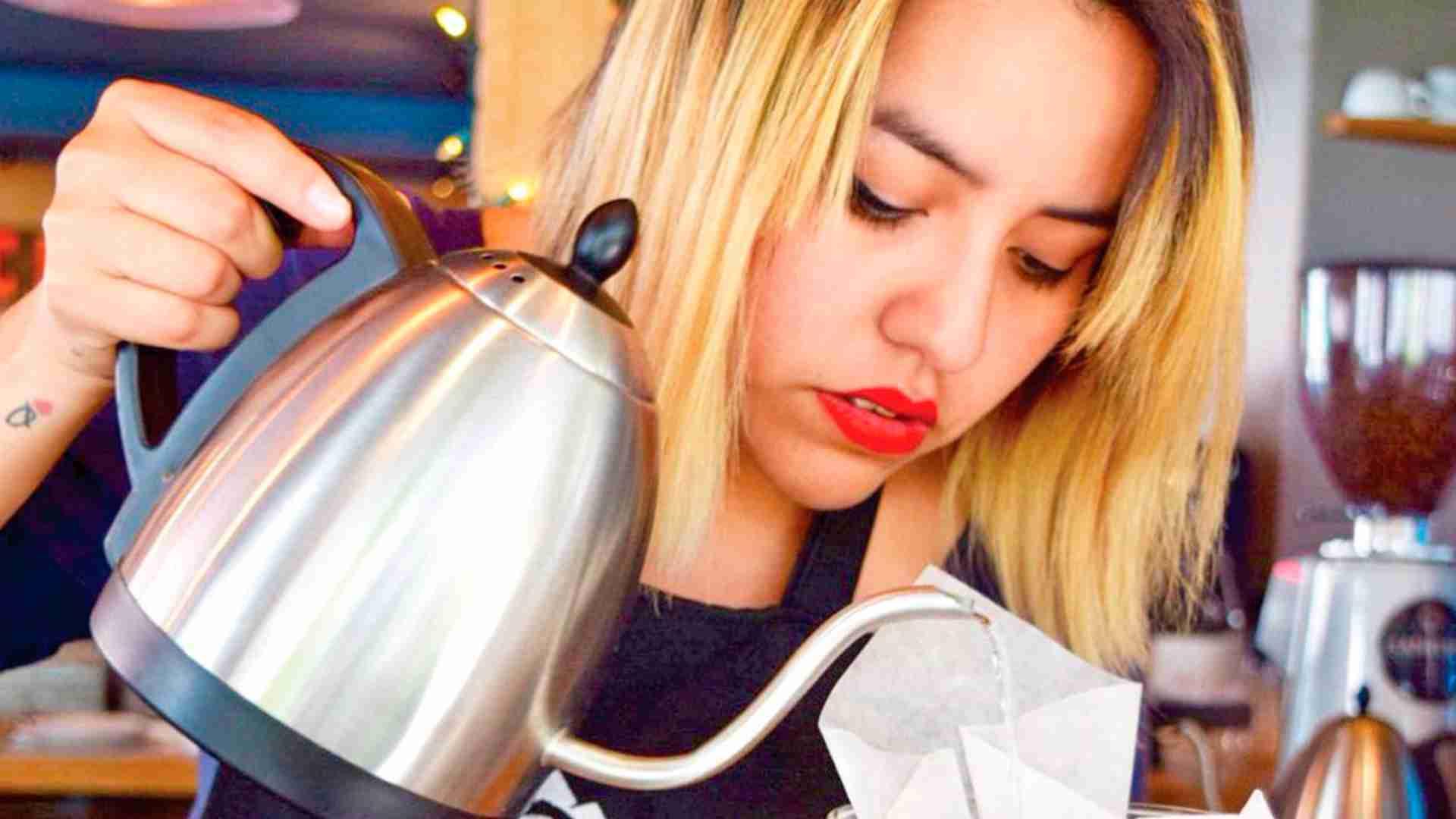 Un día con una barista… e Instructora: Ariadna Chaparro González