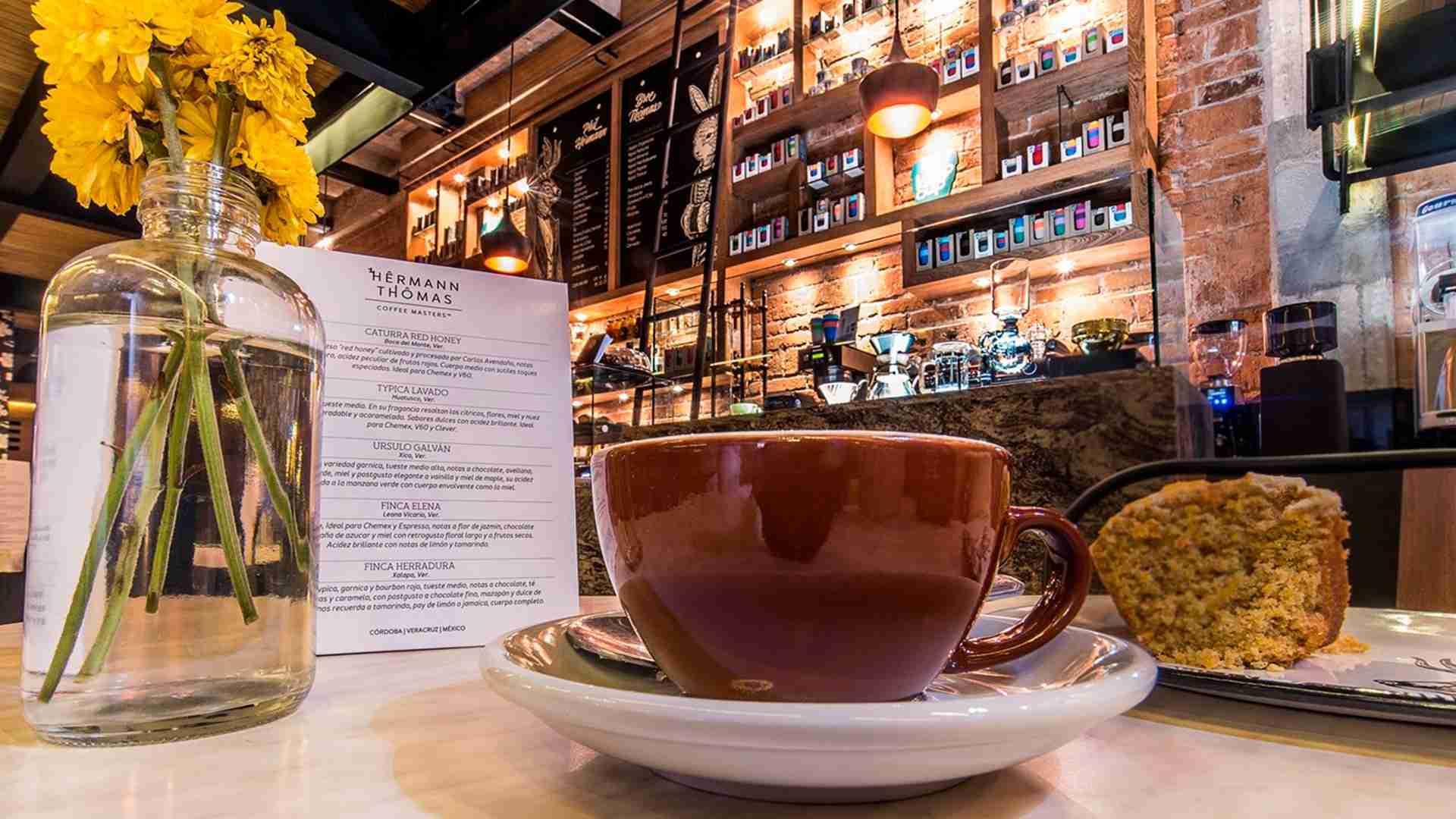 Hêrmann-Thômas: el templo donde el café es el protagonista