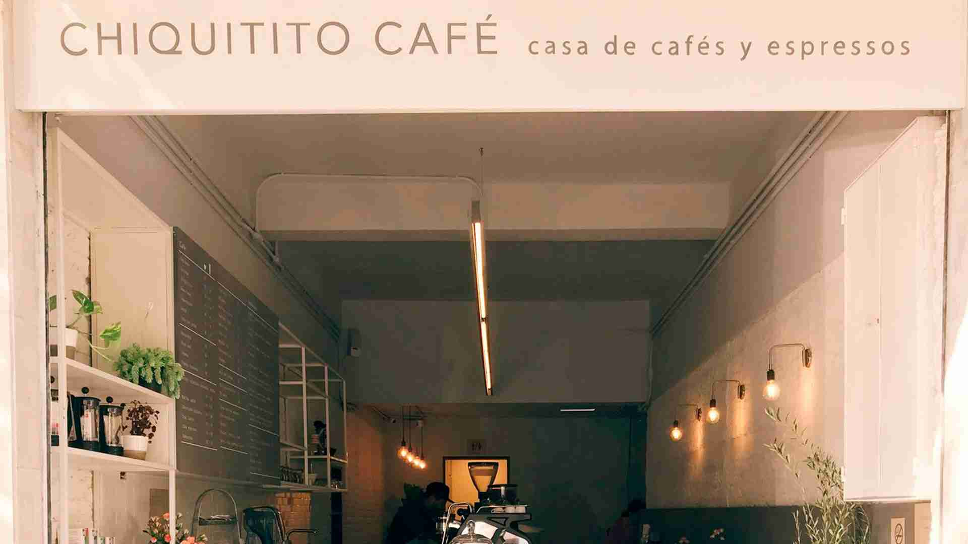 Chiquitito Café, pequeño templo del sabor y la fraternidad