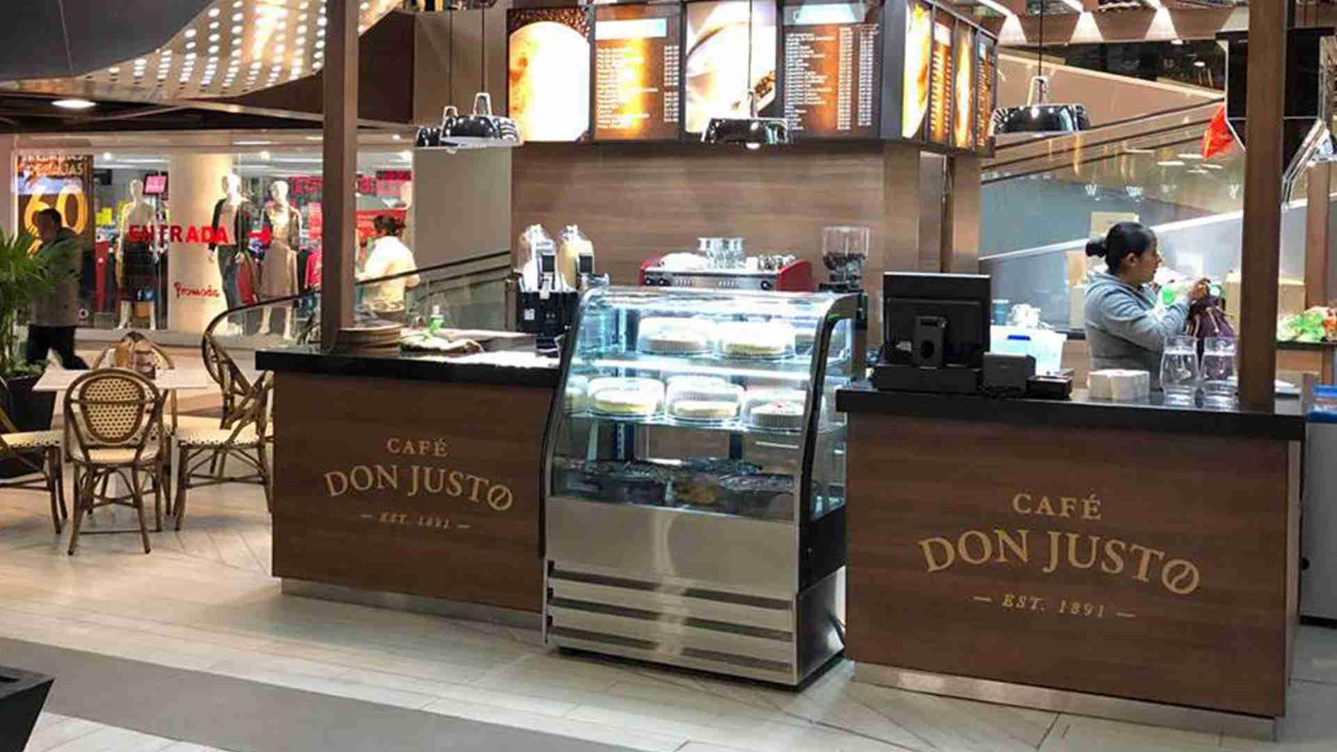 Cuatro opciones, la misma calidad de sabor de: Café Don Justo para México