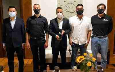 El Consejo Mexicano de Cafés Extraordinarios sostiene encuentro con Gobierno de Oaxaca