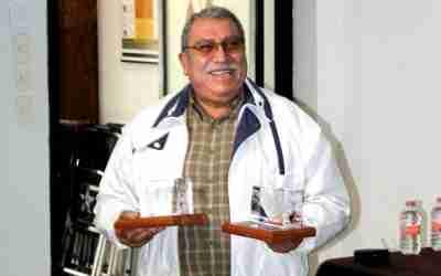 Mi orgullo es poner en alto a Almoloya de Alquisiras y el Edomex: Clímaco Cruz Cruz