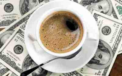 El café alcanzó su precio más alto de los últimos cinco años en la bolsa de Nueva York