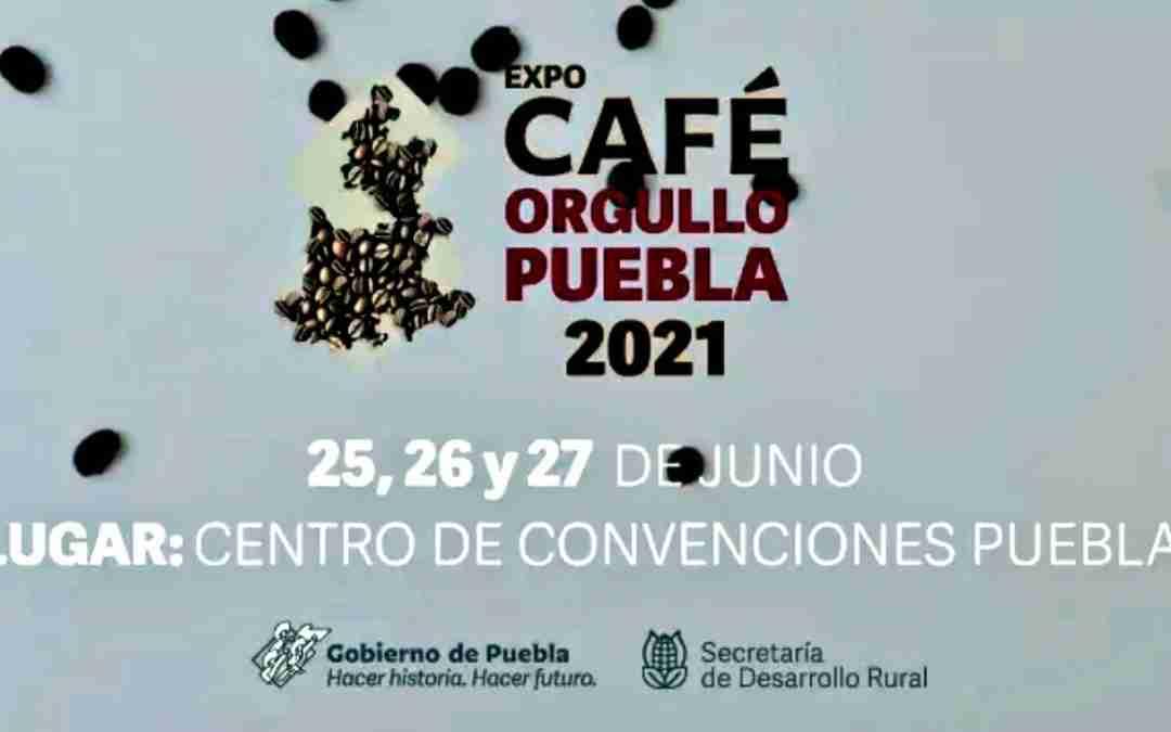 Ya viene la 2ª Expo Café Orgullo Puebla 2021