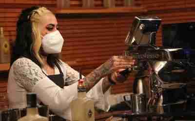 Ya viene Coffee and Mixology Baristi Guadalajara 2021