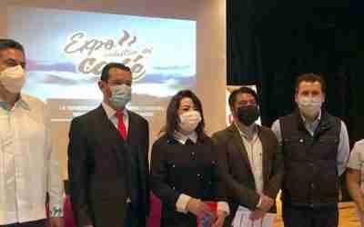 Celebran con éxito primera Expo Industria del Café en Hidalgo