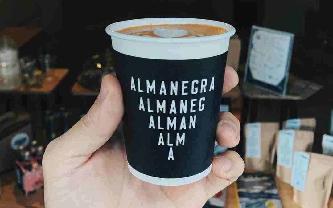 Reivindicar el culto al café, la misión de Almanegra